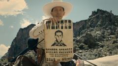 Estrenó en Netflix la balada de Buster Scruggs