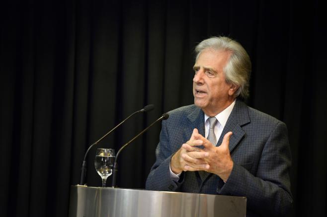 Vázquez hablará en apertura de Congreso Mundial sobre Cirugía Vascular