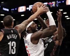 Raptors consolidan mejor marca de la liga; Clippers, en la Conferencia Oeste