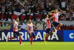 Junior se cita en la final con el Atlético Paranaense