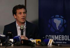 Final de Libertadores el 9 en el Bernabéu, anuncia presidente de la Conmebol