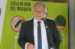 Objetivo primordial: reducir proliferación de mosquito Aedes aegypti