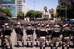 Detienen a uno de los presuntos implicados en ataque al ómnibus de Boca