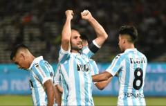 Racing Club vence a Talleres y reafirma su liderato en la Superliga