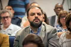 """Carrera: la oposición se basa en """"falsedades y mentiras"""" para solicitar la censura de Bonomi"""
