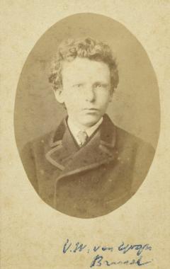 ¿Cuál es la verdadera cara de Van Gogh?