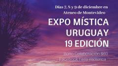Expo Mística Uruguay presenta su edición Nº19