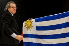 Almagro busca ser reelecto como secretario general de la OEA sin el apoyo de Uruguay