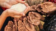ONU: unas 65.000 personas afrontan una catástrofe por hambre en Yemen