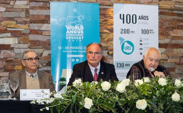Uruguay en lo más alto del Aberdeen Angus