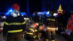 Al menos seis muertos y decenas de heridos tras estampida en un concierto en Italia