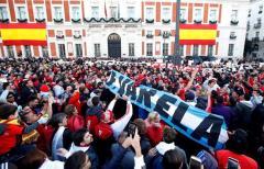 Madrid despierta pendiente de la gran final