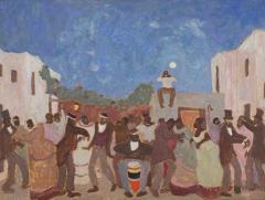 Las Nostalgias Africanas de Figari se exhiben en Brasil