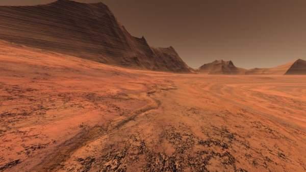 La radiación quitaría dos años y medio de vida a los que vuelen a Marte
