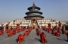 Pekín pierde población por primera vez desde 1949