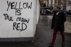 """Kremlin niega toda implicación en las protestas de los """"chalecos amarillos"""""""