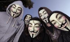 Anonymous publica lista de nombres y contactos de policías franceses