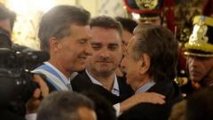 La Justicia argentina cita a declarar al padre y al hermano de Mauricio Macri