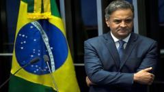 Brasil: Policía allana inmuebles de senador y excandidato presidencial Neves
