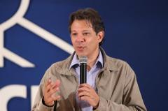 """Haddad en Montevideo: """"El avance de la extrema derecha trae consecuencias graves"""""""