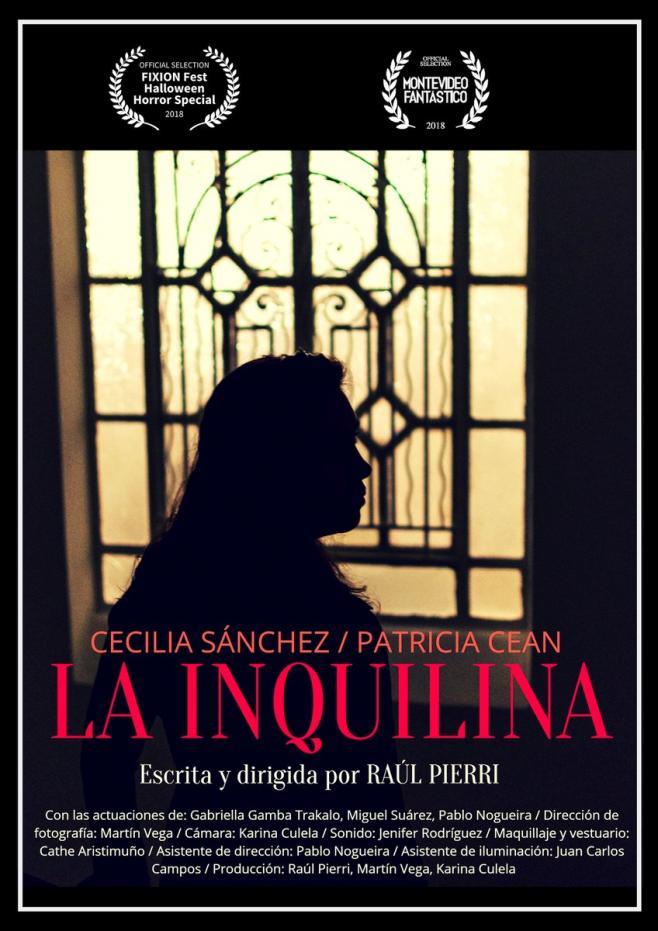 """Premio a """"La inquilina"""" en festival de Argentina fue sorpresivo, dice su director Raul Pierri"""