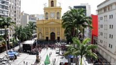 Brasil: atentado en catedral deja 5 muertos