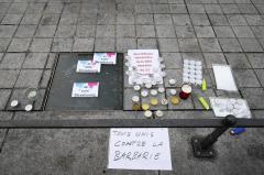 El ataque de Estrasburgo dejó dos fallecidos y un muerto cerebral, precisa fiscal de París