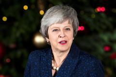 Theresa May sigue al mando de Reino Unido y del brexit