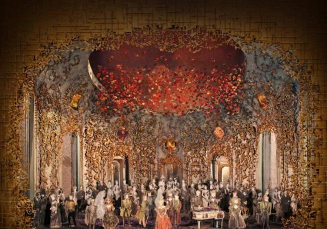 El Teatro Solís transmitirá La Traviata en directo desde el MET