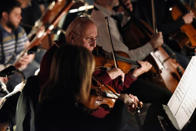 """Filarmónica rindió homenaje a los Beatles a 50 años de """"Hey Jude"""""""