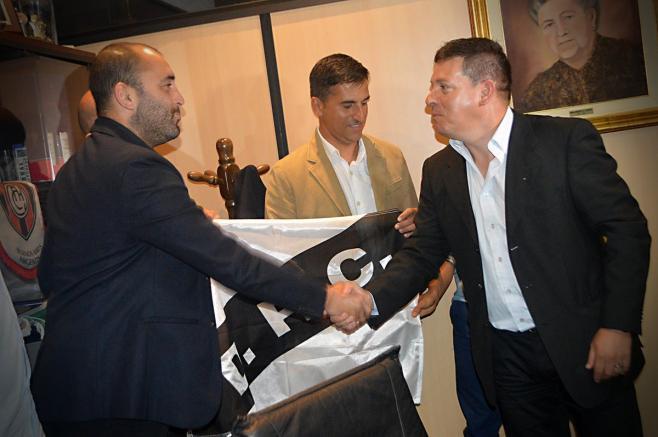 Marcelo Méndez fue presentado en Danubio