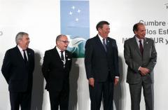 Cancilleres evalúan avances y retos de Mercosur al final de la presidencia uruguaya