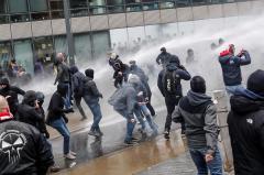 Continúan las protestas en Europa
