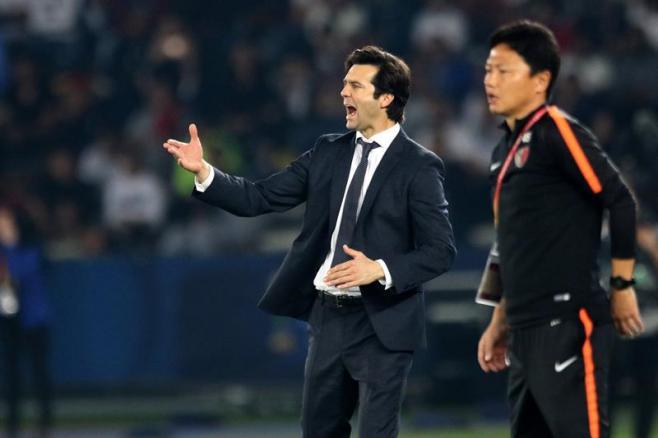 """Solari: """"Tendremos que ser igual de serios para ganar la final"""""""