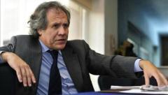 Almagro aplica la Carta Democrática de la OEA a Nicaragua