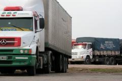 Transportistas de carga pararán por 24 horas
