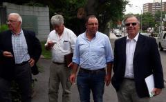 La reunión entre el presidente Vázquez y las gremiales lecheras no tuvo anuncios, pero sí el compromiso de trabajar en los primeros días de 2019