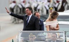 Bolsonaro asume con la confianza de un 65 % de los brasileños en su Gobierno