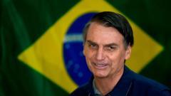 Jair Bolsonaro prometió combatir la delincuencia, la corrupción y la discriminación