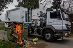 Trabajadores de Limpieza continúan con el paro del sector y hoy definirán medidas