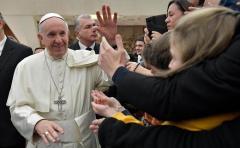 El papa pide al clero de EE.UU un cambio de mentalidad contra los abusos