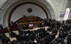 Hallan supuesto explosivo en Parlamento venezolano en vísperas de sesión