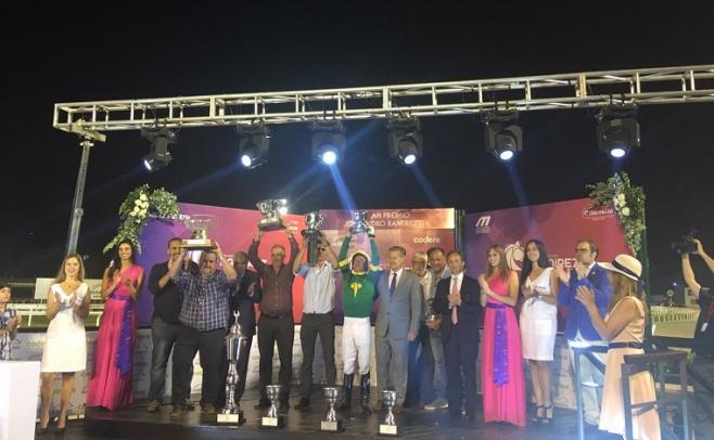 """""""First Thing"""" se corona como el vencedor del Gran Premio Ramírez 2019"""