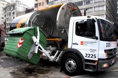 Diferencias entre la Intendencia de Montevideo y Adeom por las cifras de recolección de basura