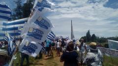 """""""Los reclamos de Un Solo Uruguay siguen vigentes"""""""
