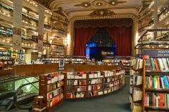 La librería más linda del mundo en Argentina