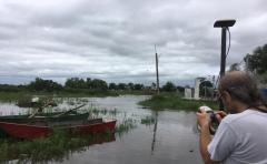 Ascienden a 1.170 los desplazados por inundaciones