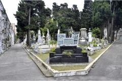 El Cementerio Central permanecerá cerrado durante este lunes