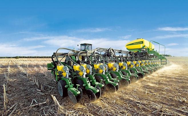 La inversión en maquinaria agrícola tuvo un descenso del 11%
