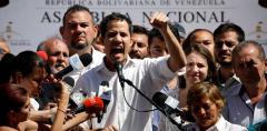 Sanguinetti y Lacalle apoyan a Guaidó y desconocen a Maduro